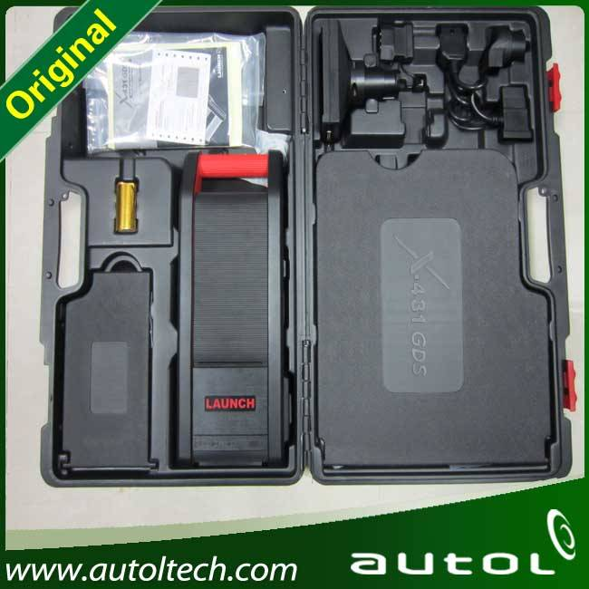 Wi-Fi Universal Diagnostic Tool Launch X431 GDS