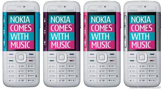 Original unlocked GSM mobile phones Nokia 5310 XpressMusic