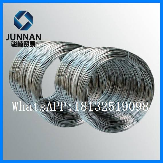 SAE1006 6.5mm China  wire rod for nail making