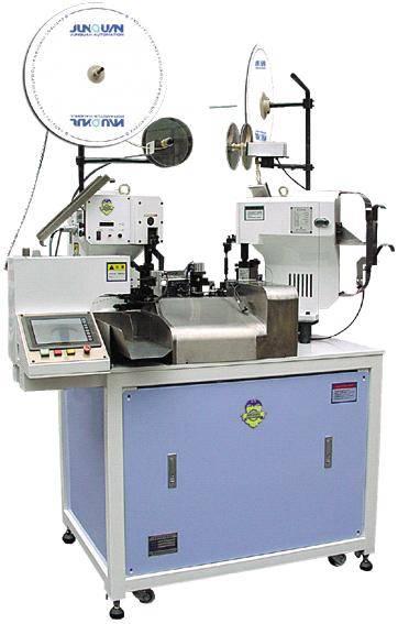 Full Automatic Terminal Crimping Machine (Both Ends)(JQ-1)
