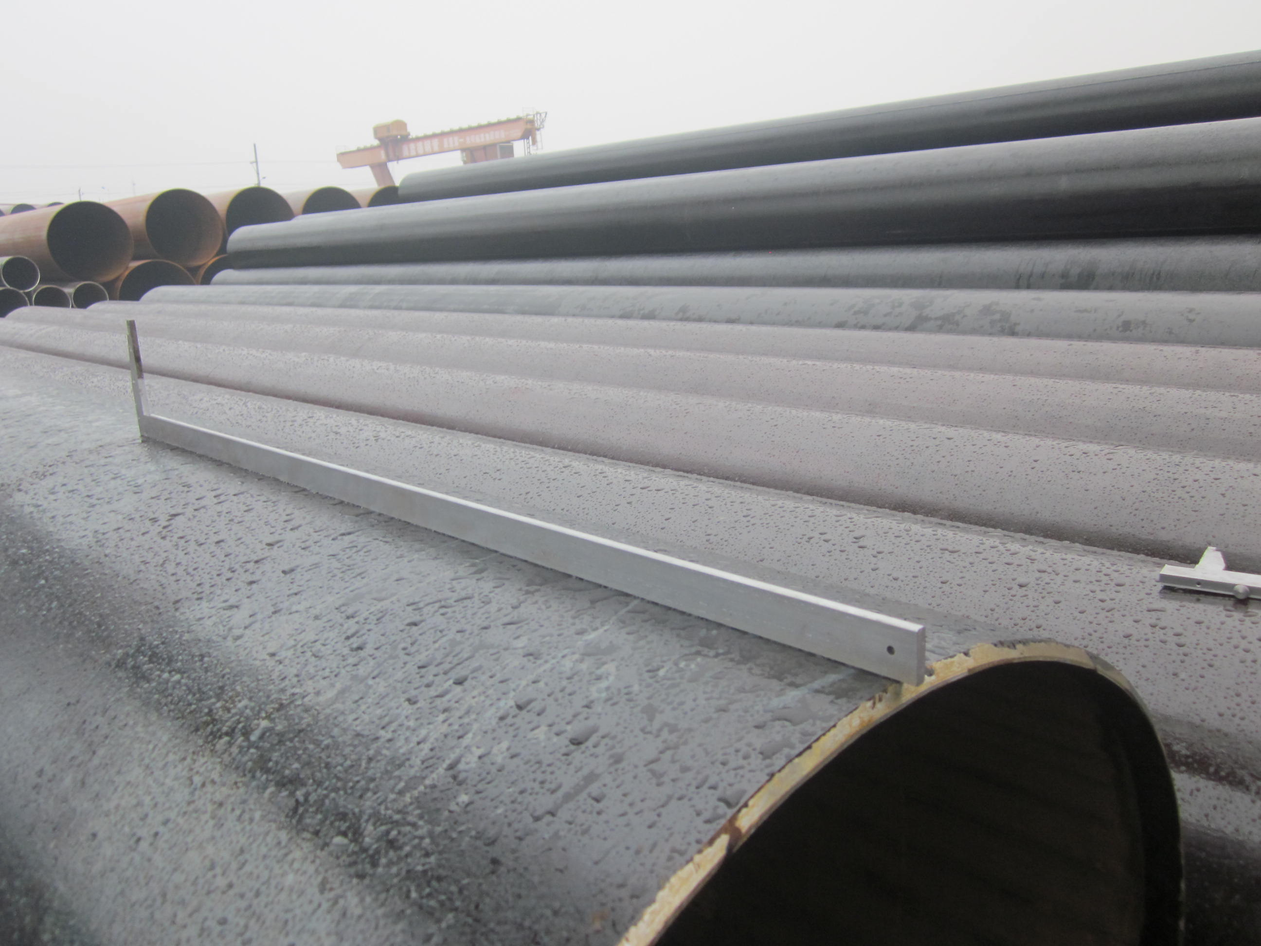ERW ASTM A106 GR.B Carbon Steel Pipes