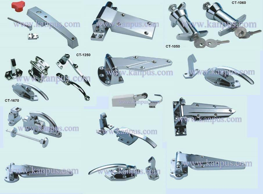 Refrigeration Hinge & Latch (cold storage spare parts, cold room parts)