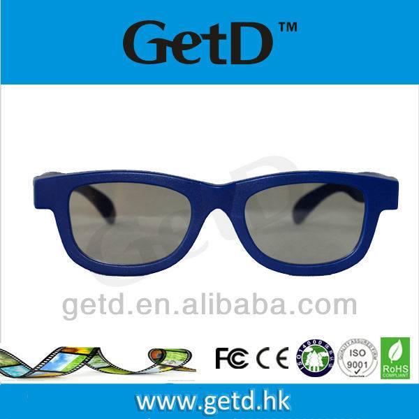 eyewear china 3d polarized glasses CP297G01G