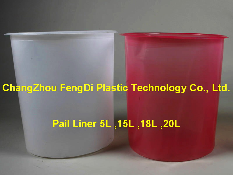 5 Gallon Rigid Vacuum Formed Antistatic Pail Liners