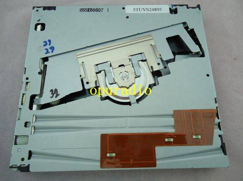 Matsushita Panasonic single DVD drive loader deck mechanism PCB E-9742 for GM Ford Toyota car DVD Na