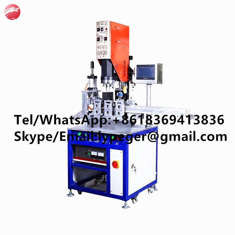 UR ultrasonic plastic welding machine for kitchen sponge