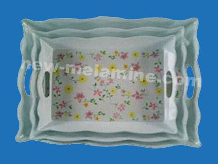 shiver flower tray