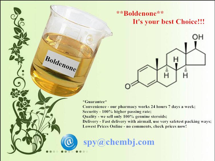 Boldenone Cypionate (CAS: 106505-90-2)