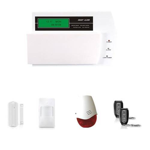 Home intrusion alarm system popular in the world GS-G70E
