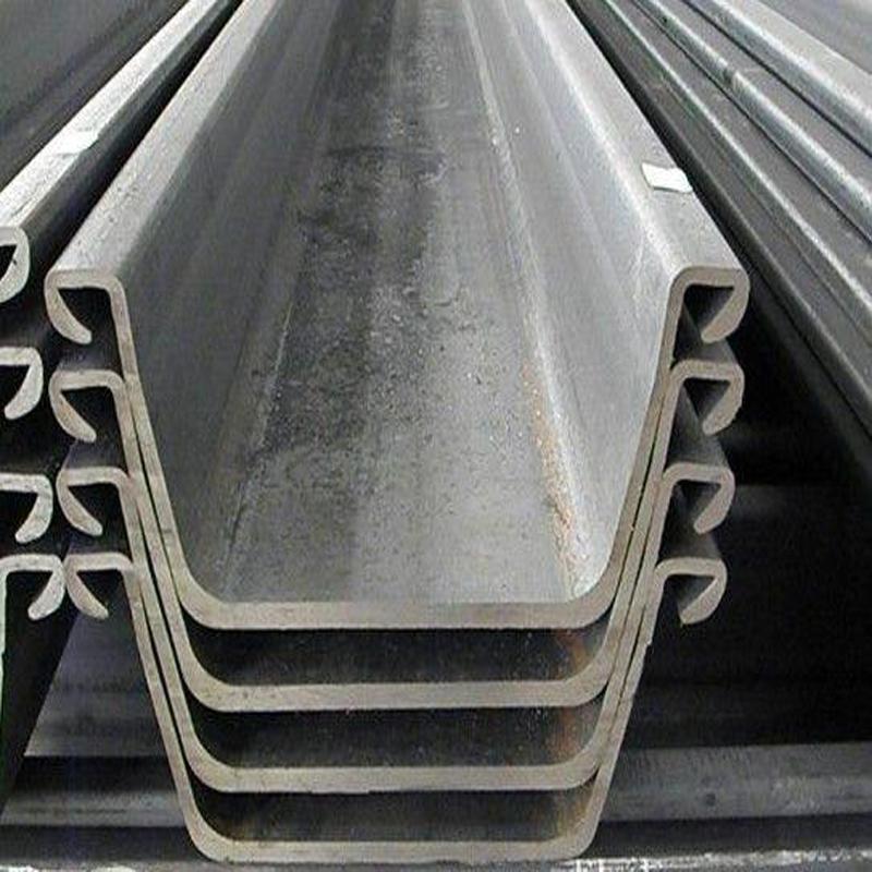 steel sheet piles GB EN standard steel sheet piles