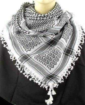 yshmagh / shemagh scarves DX1011