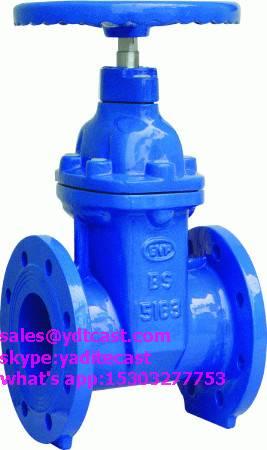 gate valve DN40-200 soft seal