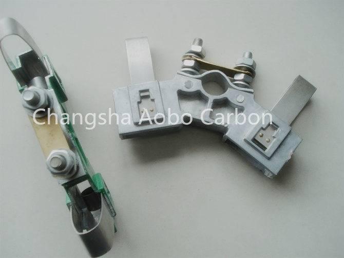 carbon brush holder for carbon brush