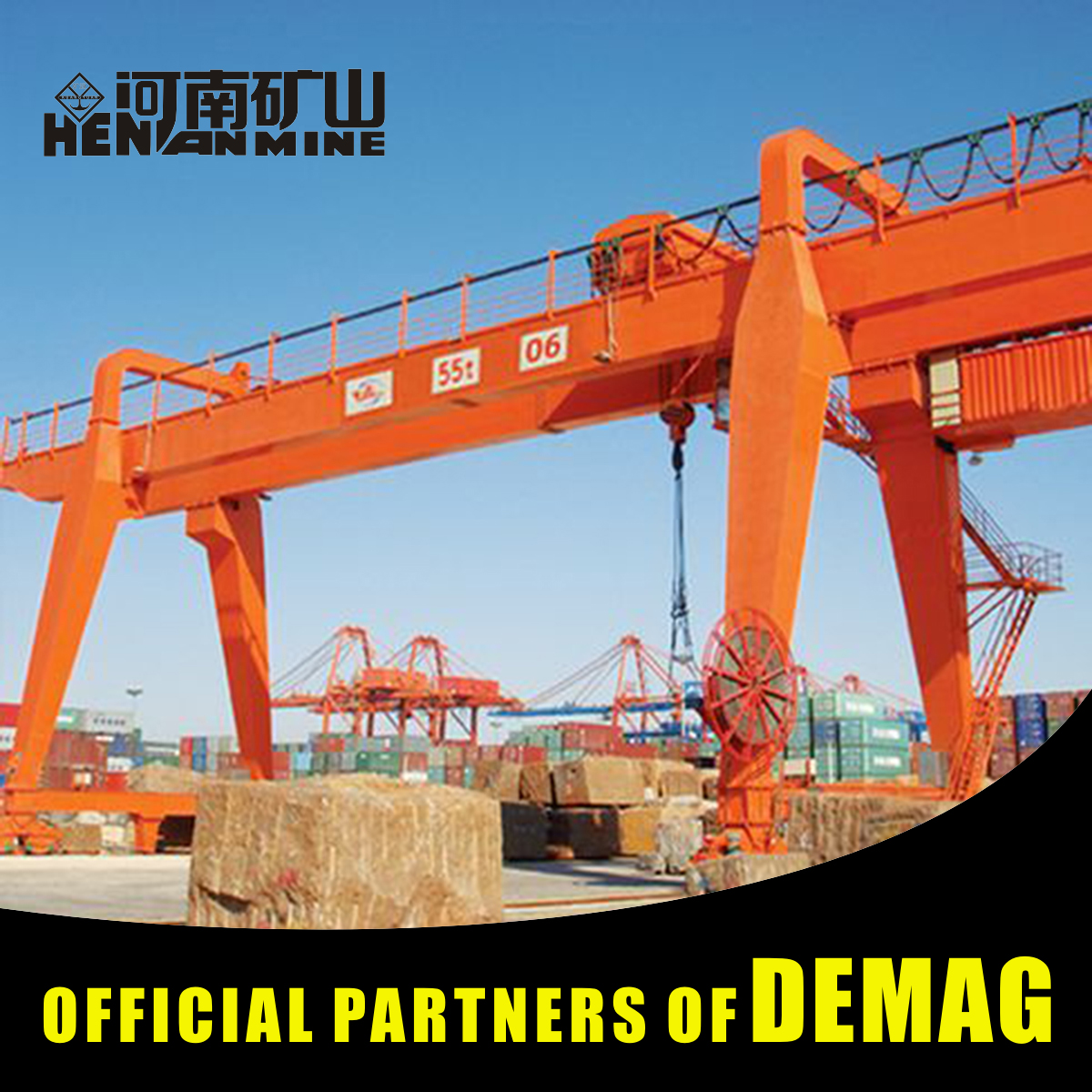 Hot Sale Efficiency Traveling Gantry Crane Lifts For Gantry Crane