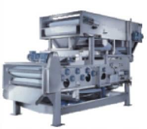 Sludge Dehydration Machine