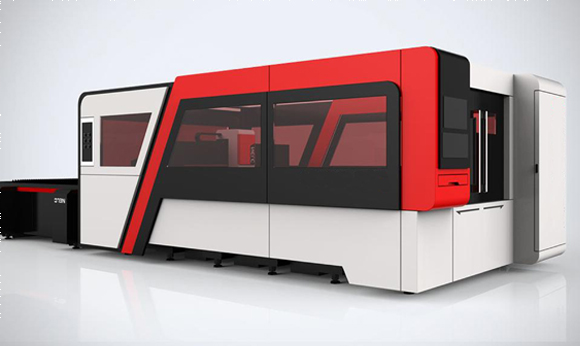 TopTech CNC Laser Cutting machine