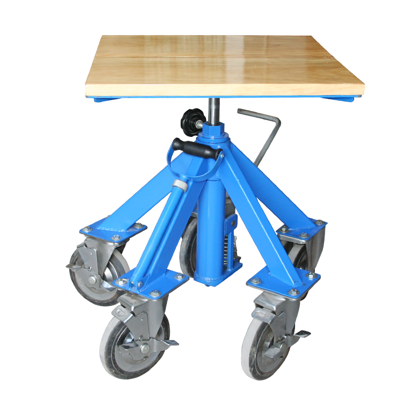 Sculpture Table-Hydraulic - Five Legs