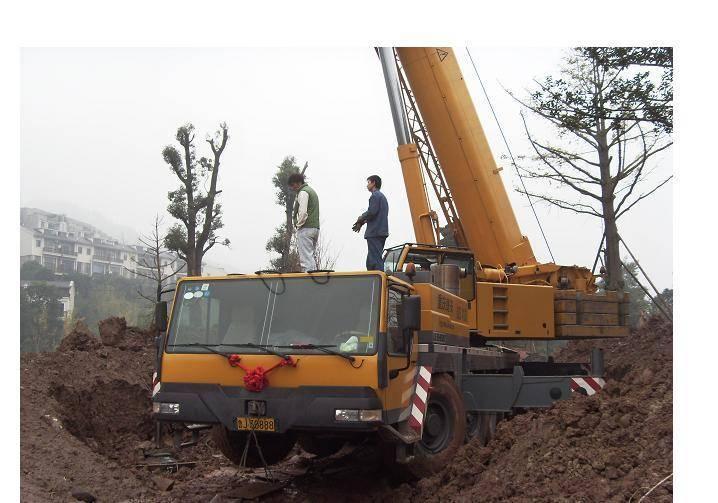 Liebherr ltm 1200 used mobile crane , used liebherr truck crane 200t