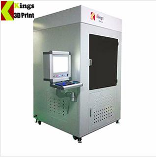 Kings 3035-C SLA 3D Printer/Industrial high speed 3D Printer /3D Laser printer/Plastic printing equi