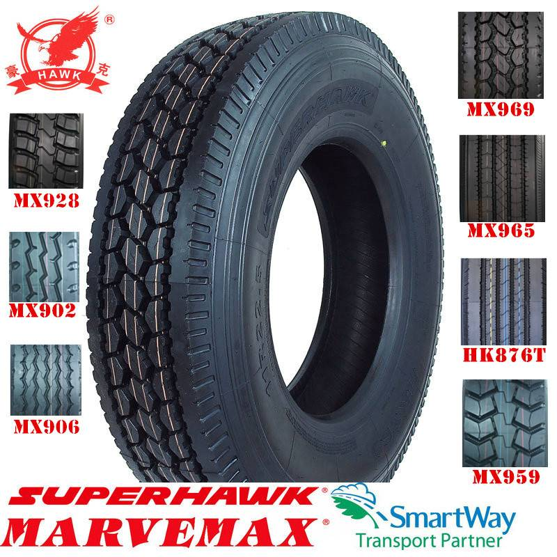 SUPERHAWK MARVEMAX Truck Tire
