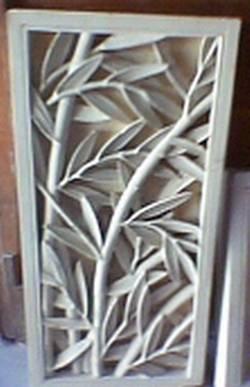 bamboo relif