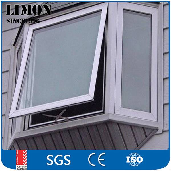 Price of high quality aluminium awning window