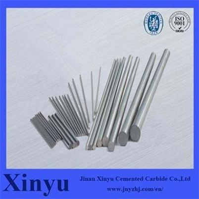 Solid Cemented Carbide Rods Unground