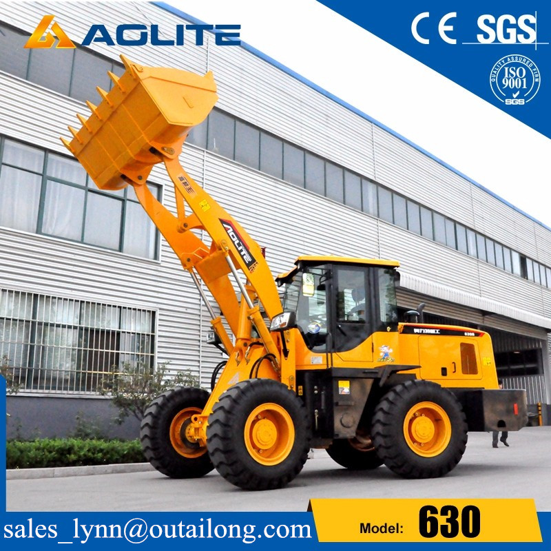 Stone bucket zl30 wheel loader 630 made in china factory for sale