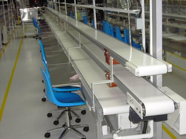 Multi Levels Belt Conveyor