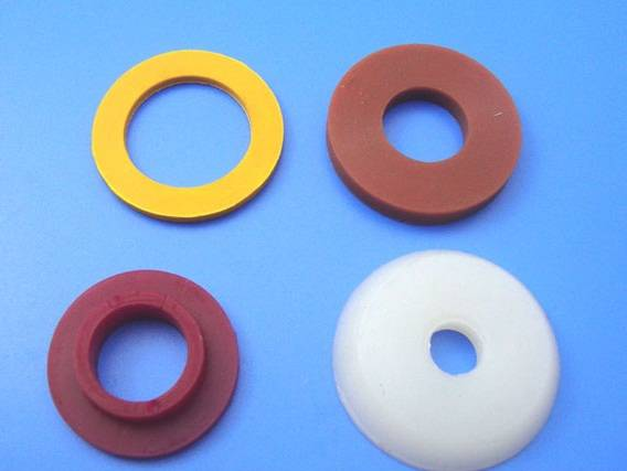 Molded Silicone Round Rubber Washer