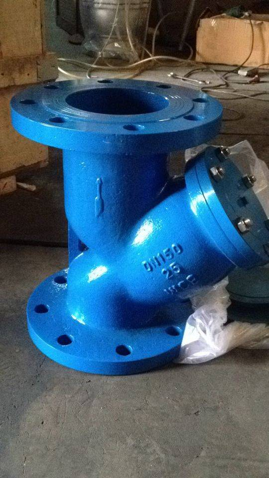 manufacture&sell Y-strainer