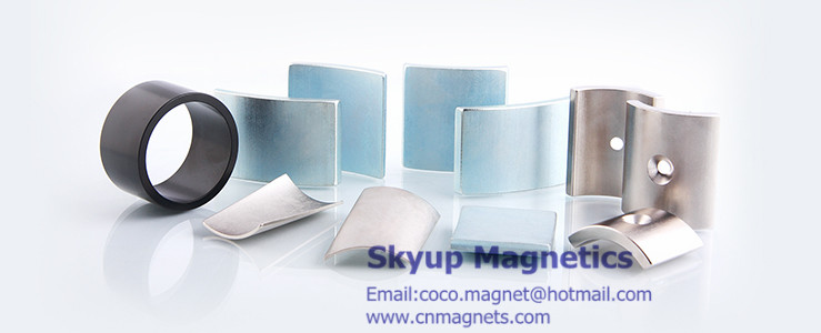 Rare earth Magnets with high surface gauss