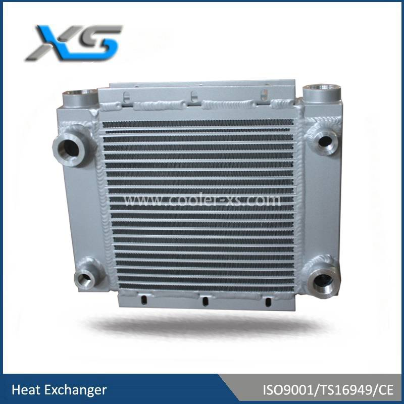 agriculture industry heat exchanger
