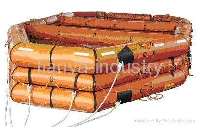 life raft, for Navy