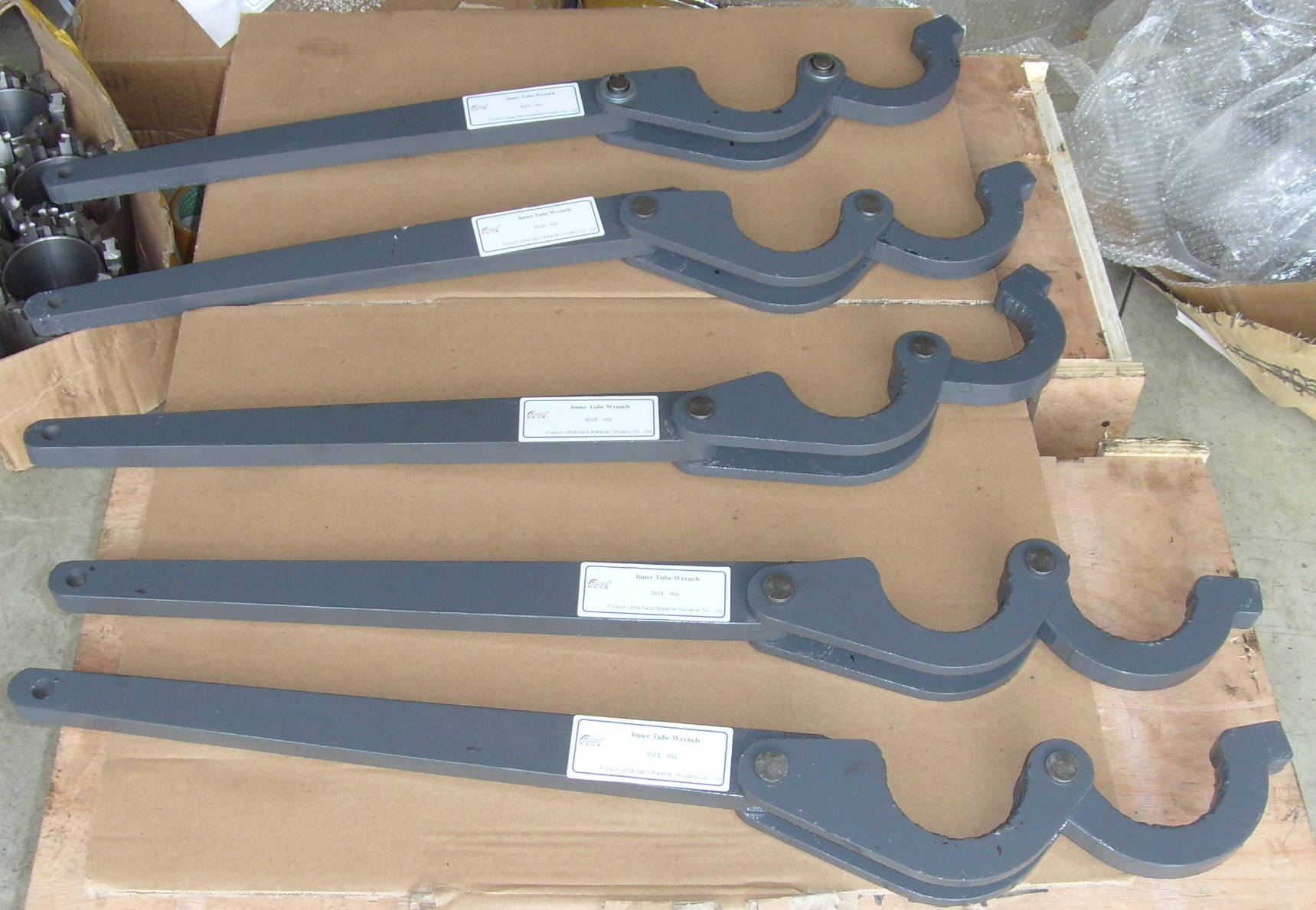 66mm, 76mm, 86mm, 101mm, 116mm circle wrench
