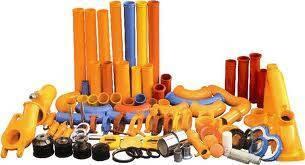 HOLD Concrete Pump parts
