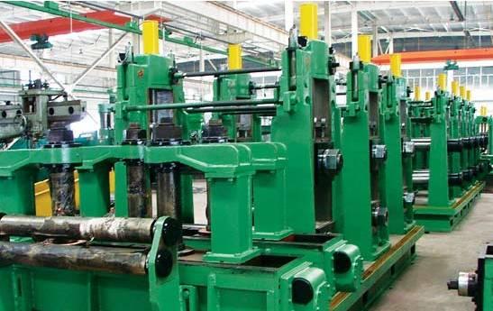 Medium round pipe mill series