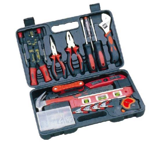Hotsale 157PC Tool Combination Set, Construction Hand Tool Set with Level