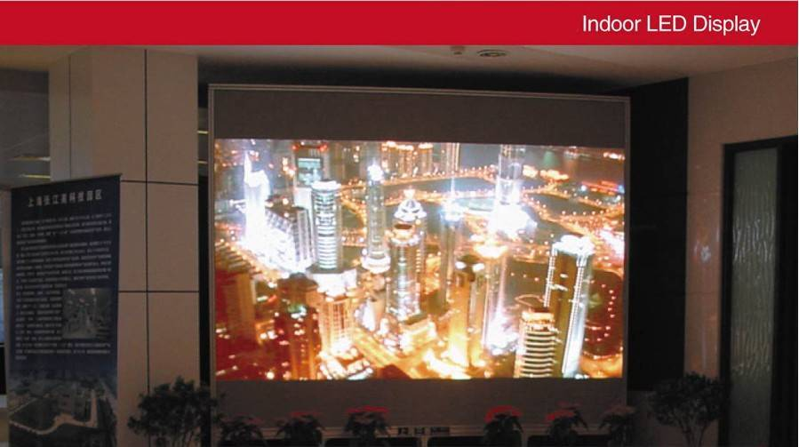 SMD Indoor Full-color LED Display Screen
