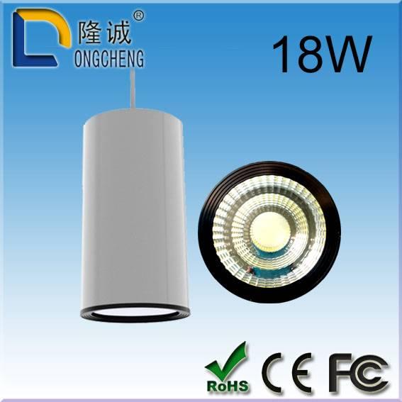 LED light new design led drop light COB 18W 2 years warranty
