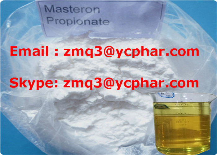 Drostanolone Propionate CAS 521-12-0 Effective Injectable Anabolic Steroids