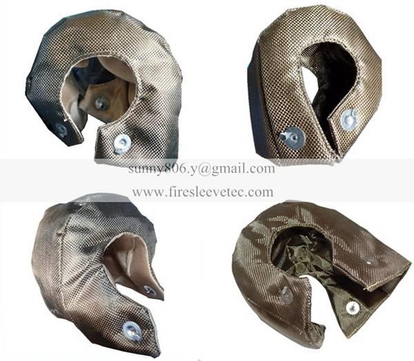 titanium turbo blanket heat shield China wholesale