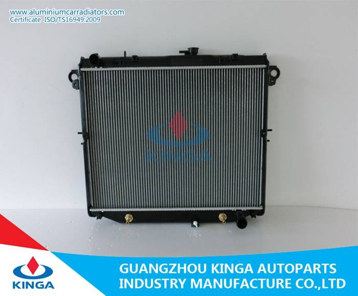 Auto Cooling Car Radiator for Land Cruiser'98-02 Hdj101 at