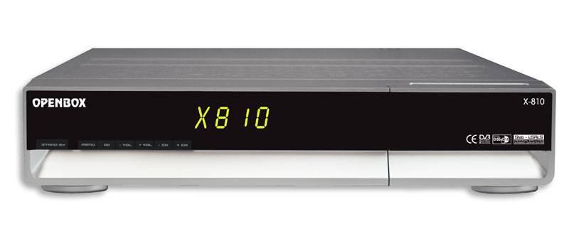 Openbox X810 Digital TV Receiver