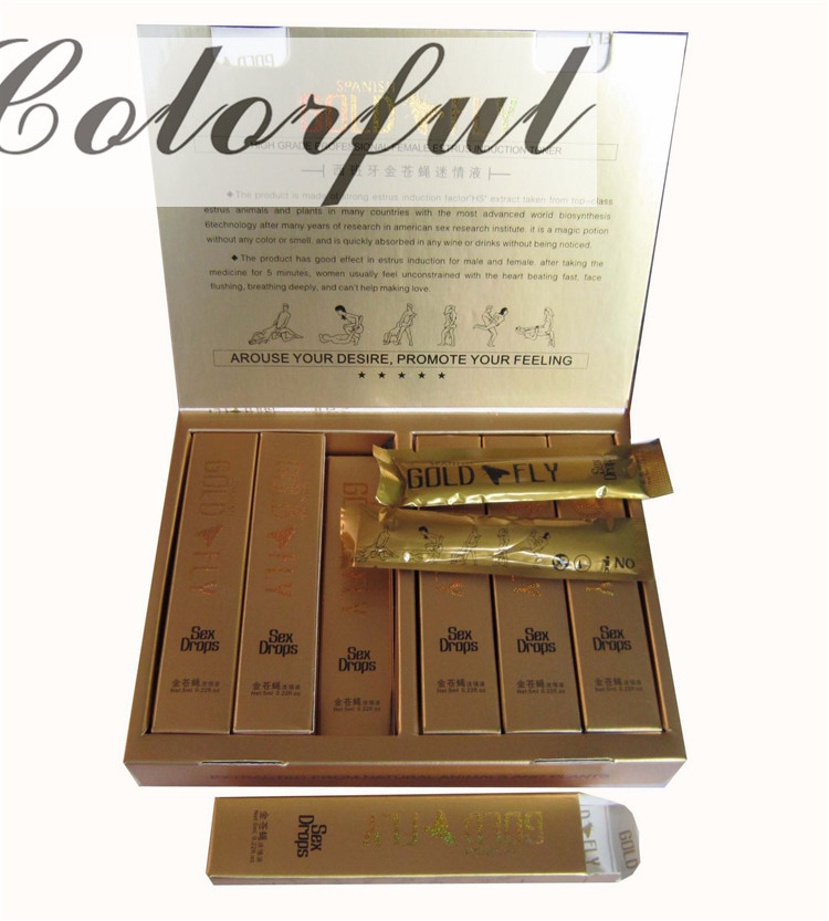 Spanish Gold Fly adult product for women