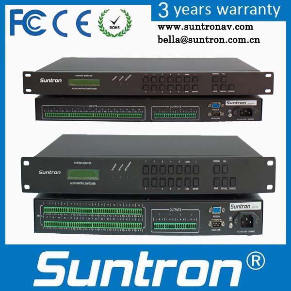 SUNTRON Pure Audio Matrix Switcher