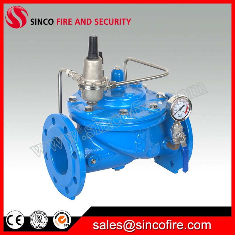 200X pressure reducing valve for water system