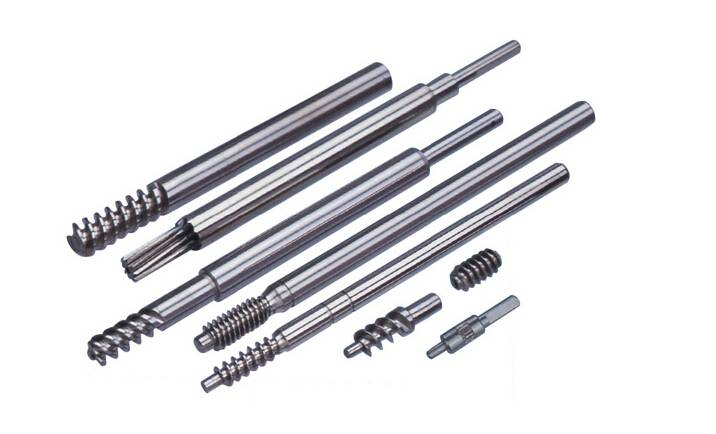 cnc precision stainless steel Step-link shaft