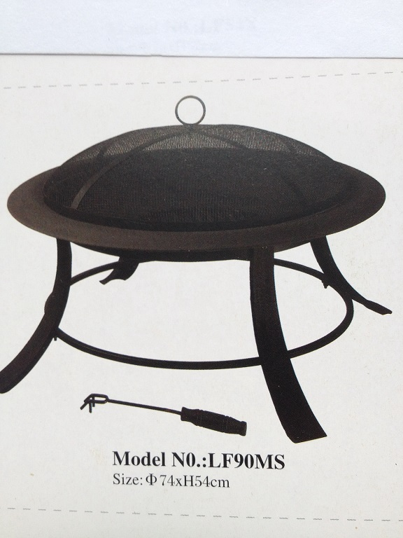 outdoor firepits NO.LF90MS.