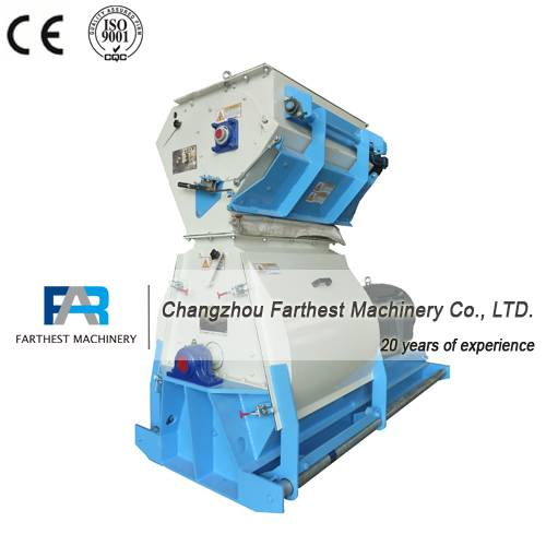 CE Approved Tear- circle Hammer Mill